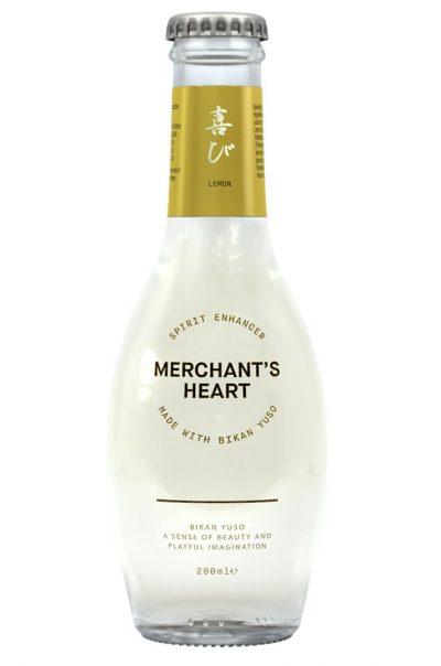 merchants heart lemon