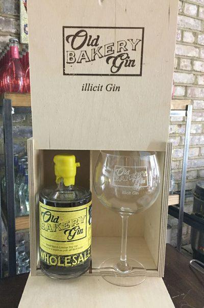 gin gift box xmas