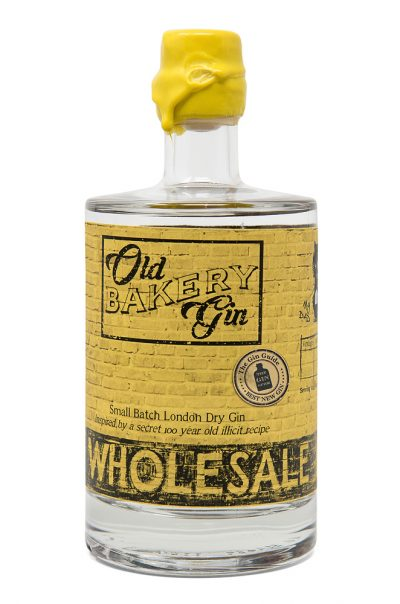 50cl old bakery gin