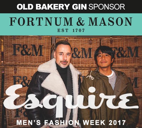 fashion week gin