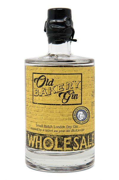 old bakery gin black pepper