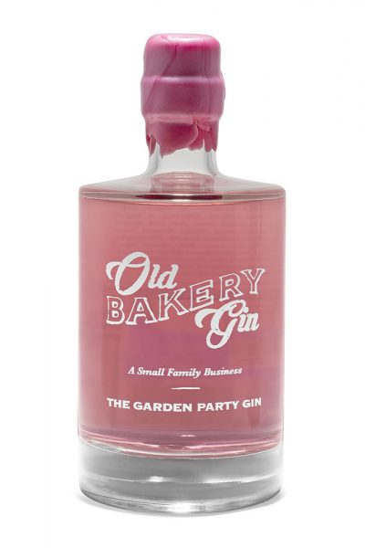 old bakery pink london garden party gin